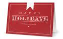 NAELA Foundation Holiday Cards Red